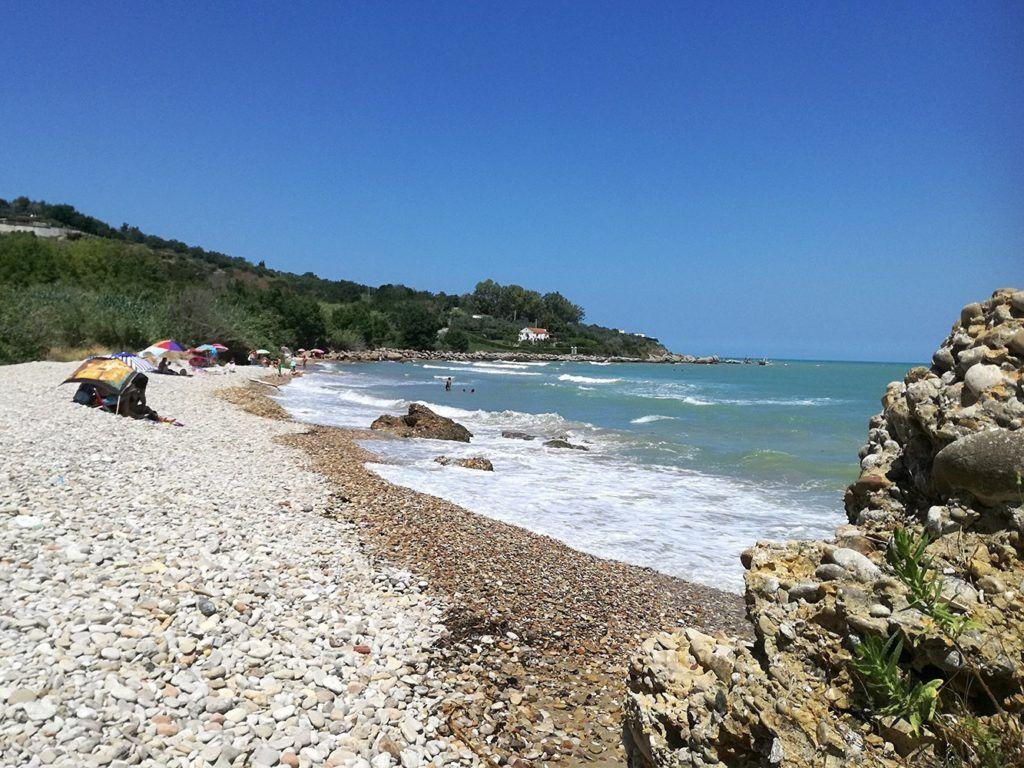 casarsa spiaggia vasto