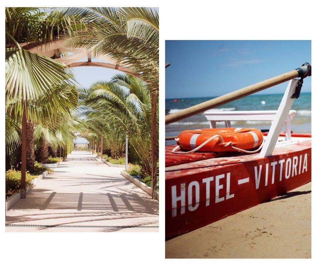 hotel sul mare vasto marina